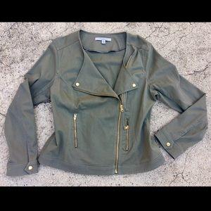 Marc New York Military Green Cotton Jacket XL
